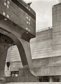 Cherokee Dam on the Holston River | Arthur Rothstein, June 1942.